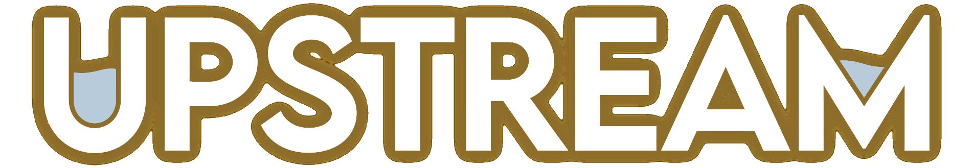 Upstream - Logo